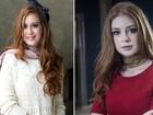 Ela cresceu! Marina Ruy Barbosa completa 18 anos; veja fotos da carreira e infância da atriz