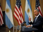 Visita de Obama gera controvérsia em 40 anos de golpe militar na Argentina