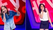 Santa Catarina tem mais duas representantes no The Voice Kids  (Reprodução/Gshow)
