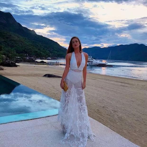 Marina Ruy Barbosa passou a virada do ano em Paraty (Foto: Reprodução/Instagram)