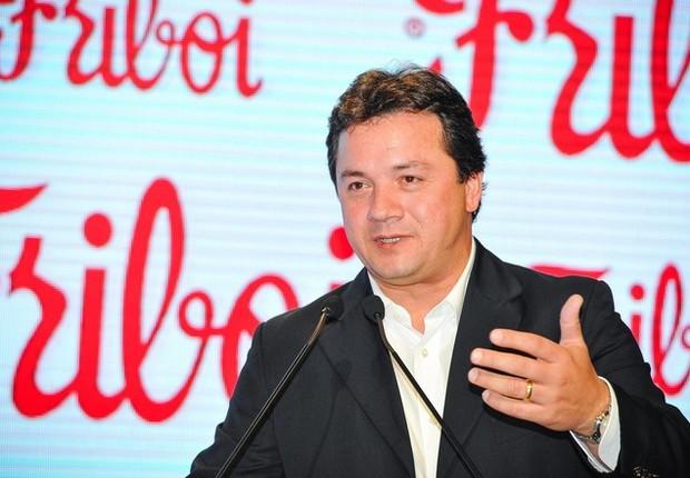 Wesley Batista, da JBS (Foto: Divulgação)