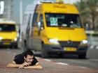 Foguete disparado da Faixa de Gaza atinge a cidade israelense de Tel Aviv