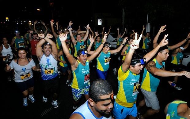 corrida jungle man (Foto: Antônio Lima /Semdej)