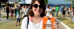 FOTOS: Que livro está levando? (Flavio Moraes/G1)