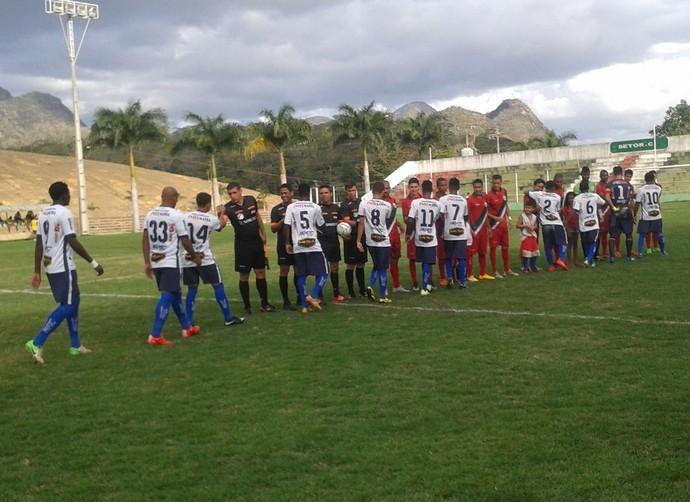 Real Noroeste vence o Sport e segue na ponta da Chave Norte, da Copa ES (Foto: Bruno Fanticelli/Sport CC)