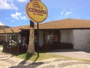 Coliseu do Forró (Foto: Henrique Mendes/G1)