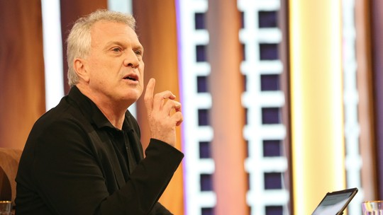 'Conversa com Bial': apresentador volta à TV 'ansioso' com talk show