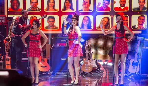 Cluster Sisters (Foto: Globo/Paulo Belote)