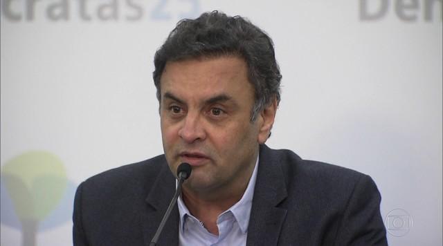 Aécio teria acertado participação da Odebrecht na Cidade Administrativa