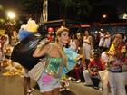 Ex-BBB Cida chega à Sapucaí para desfile na Porto da Pedra