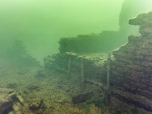 Ruínas foram encontradas em expedição que durou 15 dias (Foto: Arquivo Pessoal/Luiz Netto)