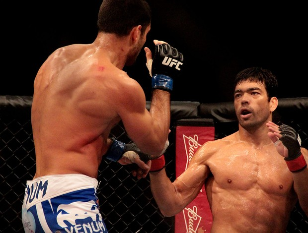 UFC Lyoto Machida x Gegard Mousasi (Foto: Rodrigo Malinverni)