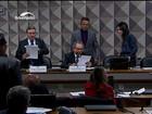 Comissão especial do Senado vota relatório do impeachment nesta sexta