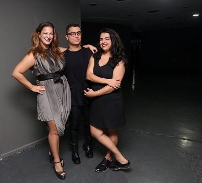 Alice Caymmi, Arthur Nogueira e Ava Rocha