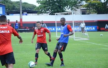 Marllon confia na regularidade do Atlético-GO para dar volta por cima