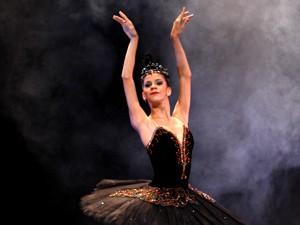 A bailarina Mayara Magri, do Rio de Janeiro, foi a vencedora do Grand Prix 2011 (Foto: Reginaldo Azevedo/Divulgação)