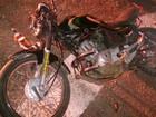 Vigilante morre em acidente de trânsito em Santa Maria da Boa Vista