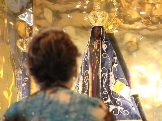Imagem Original De Nossa Senhora Aparecida: Imagem De Nossa Senhora Aparecida Chega A Manaus Para