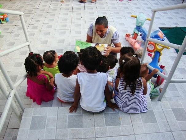 O projeto de suporte às famílias dura dez meses (Foto: Divulgação)