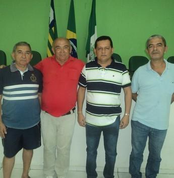 Eleição do Caiçara (Foto: Ricardo Andrade)