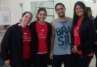 Milton Tomaz Bispo Júnior emagreceu 76 kg em 13 meses (Foto: Arquivo pessoal/Milton Bispo Jr.)