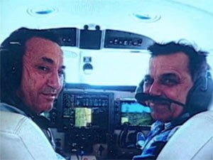 Marinha suspende buscas a avião (Foto: Reprodução / TV Globo)