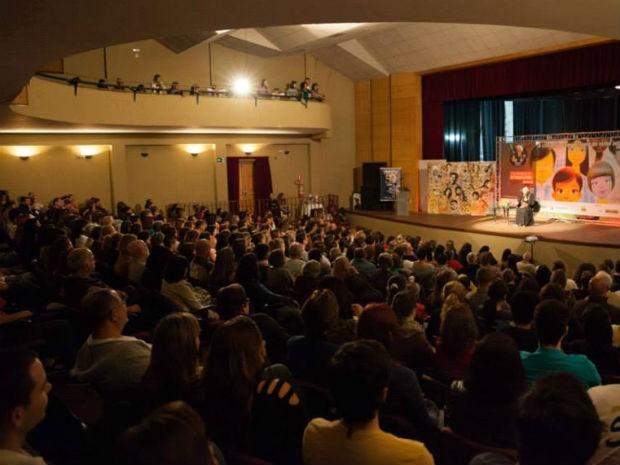 Público cresceu em torno de 20% no Flipoços (Foto: Bruno Alves/Flipoços)