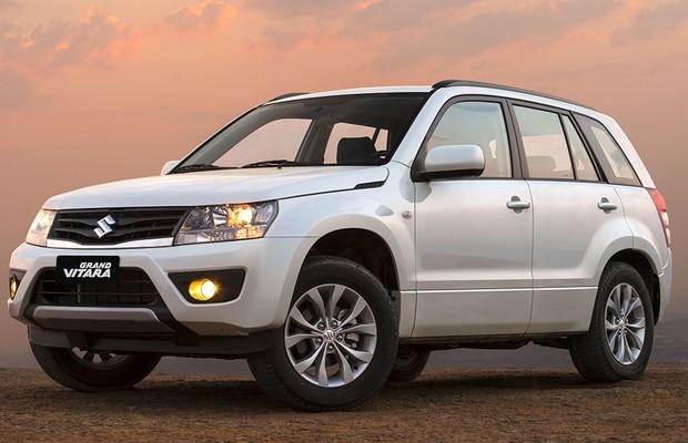 Suzuki anuncia recall por falha em câmbio