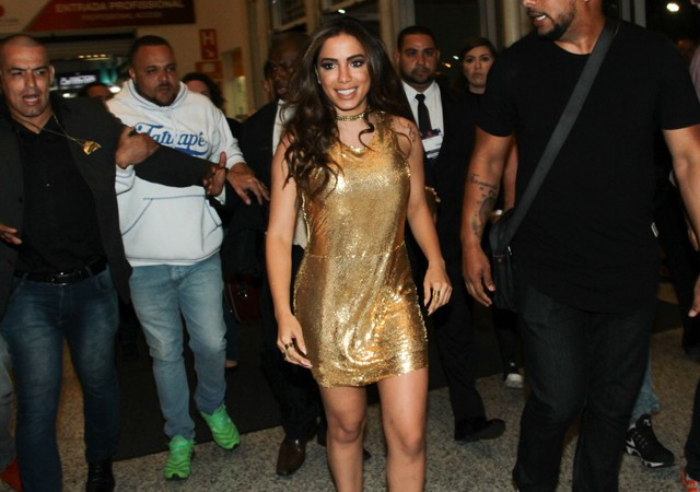 Anitta (Foto: Amauri Nehn/Brazil News)