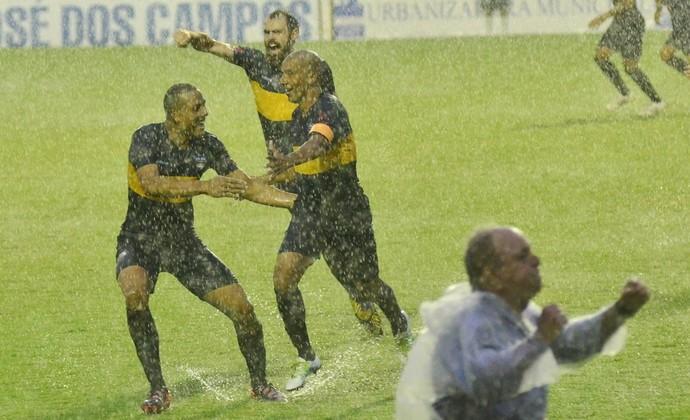Renato Peixe São José dos Campos FC (Foto: Tião Martins/TM Fotos)