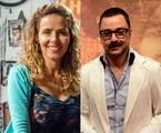 Leona Cavalli e Emilio Orciollo Netto | TV Globo