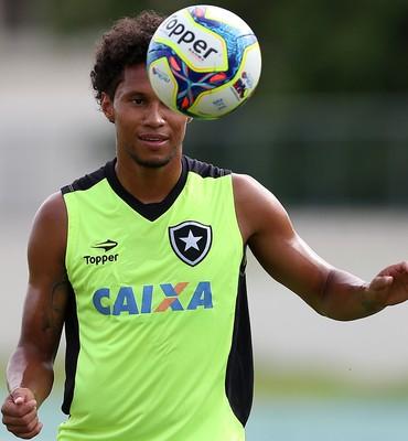 Jonas Botafogo (Foto: Vítor Silva/SSPress/Botafogo)