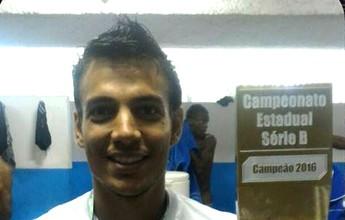 Após título com o Vitória, lateral Luan reforça a Desportiva para a Série D