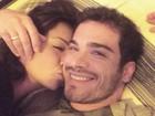 Sidney Sampaio adotará sobrenome de Carol Nakamura após casório