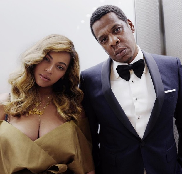 Beyoncé e Jay Z (Foto: Reprodução/Instagram)