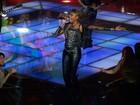 Késia Estácio arrasa com música do grupo O Rappa no 5º dia de ao vivo