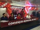 Convenção do PHS lança Rivaldo Soares para prefeito de Caruaru, PE