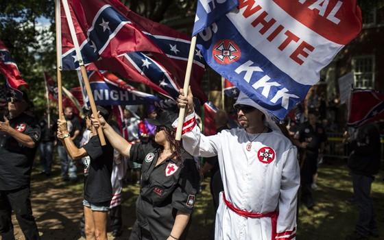 Charlottesville (Foto: Chet Strange/Getty Images)