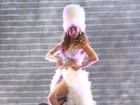Jennifer Lopez se apresenta em festival de música em São Paulo