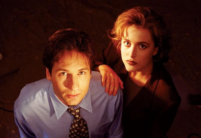 THE WALKING SÉRIE: Arquivo X retorna dos mortos e, ao lado de Twin Peaks, lidera a lista de séries mais aguardadas (Foto: Reprodução)
