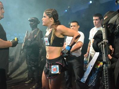 Luciana Pereira MMA (Foto: Divulgação/Shooto Brasil)