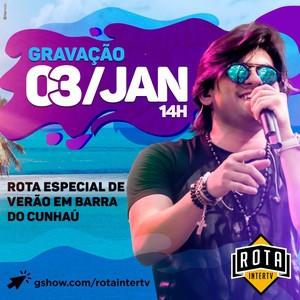 Pedrinho Pegação no Rota Inter TV (Foto: Divulgação)