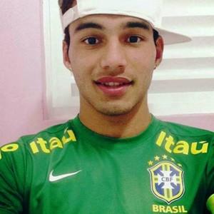 Thiago Maia (Foto: Arquivo Pessoal)