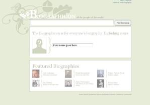 rede social biografia wiki