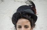 Andreia Horta adianta que estará de cabelo longo em 'Liberdade, Liberdade': 'Estou superanimada'