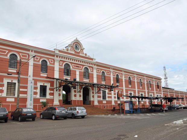 Estação Cultura (Foto: Divulgação/Prefeitura de São Carlos)