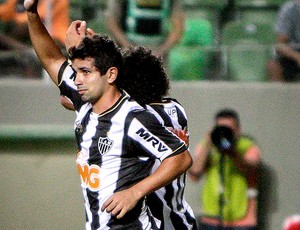 Guilherme gol Atlético-MG Tombense (Foto: Bruno Cantini / Site Oficial do Atlético-MG)
