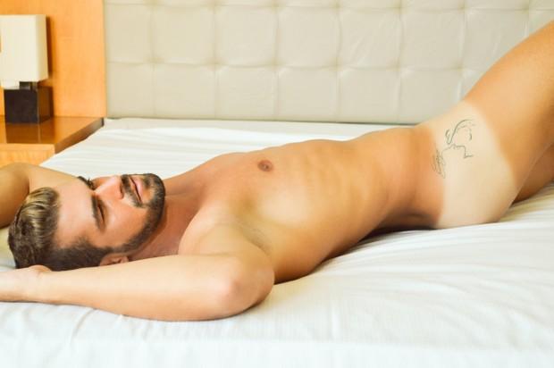 Bruno Miranda, o Borat de Amor e Sexo (Foto: Rodrigo Nunes / Divulgação)