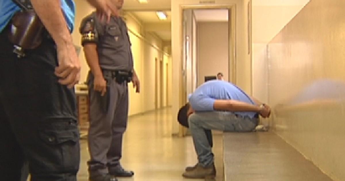 Polícia prende suspeito de integrar quadrilha que praticou sequestros - Globo.com