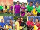 Anitta, Gio Ewbank, Vivi Araújo e mais famosas encaram competição esportiva
